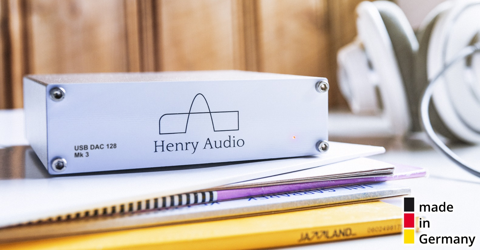 Henry Audio - High Fidelity USB DAC 128 Mk 3